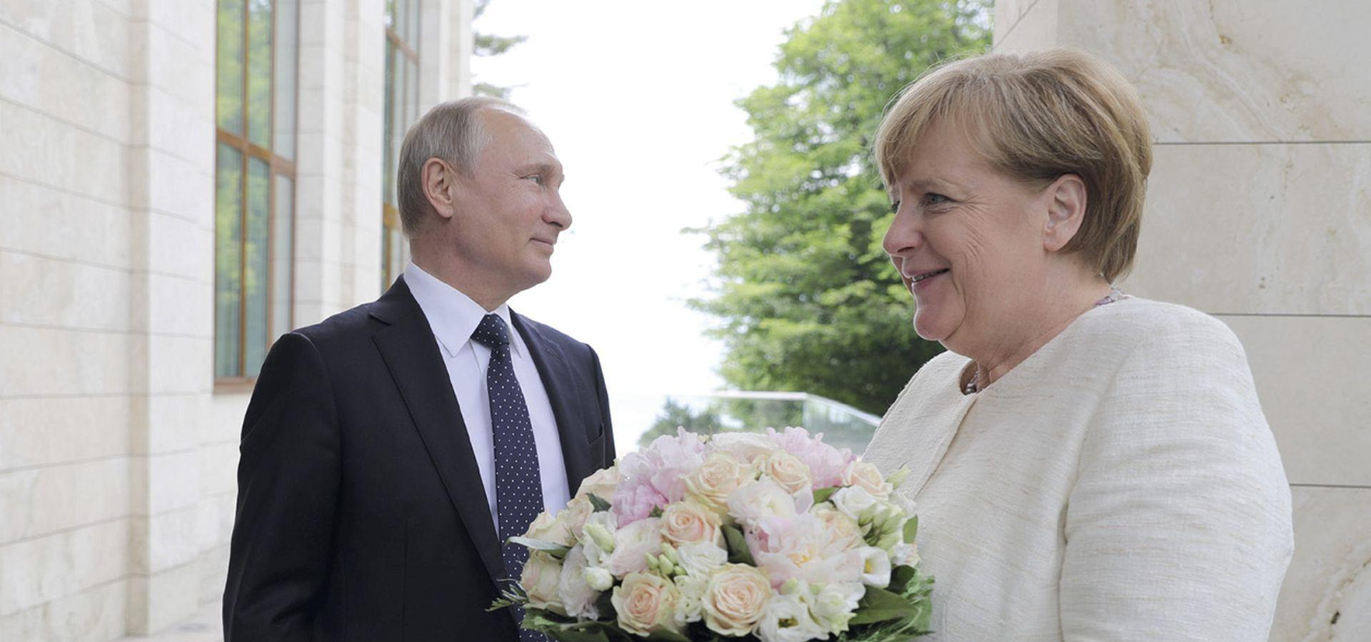 SJEVERNI TOK 2 nova sporna točka u odnosima SAD-a i Europe