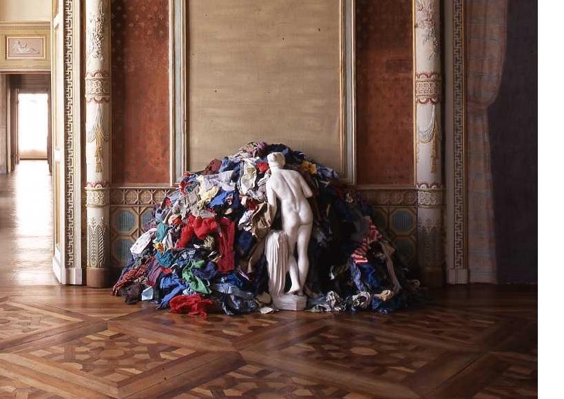 FOTO: Posjetimo izložbu 'Arte povera: kreativna revolucija' u Zimskoj palači muzeja Hermitage