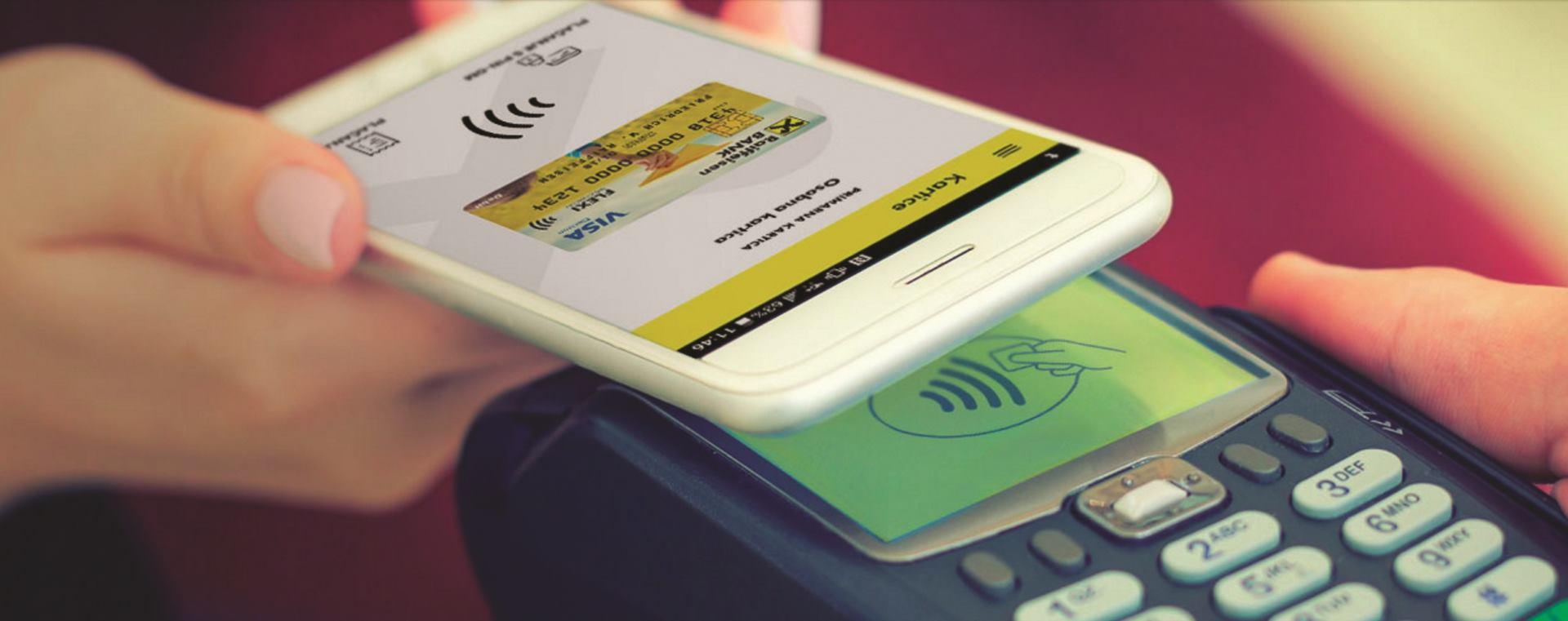 Do 2020. u Europi će se oko 50 posto transakcija kompanije VISA plaćati pametnim prijenosnim uređajima