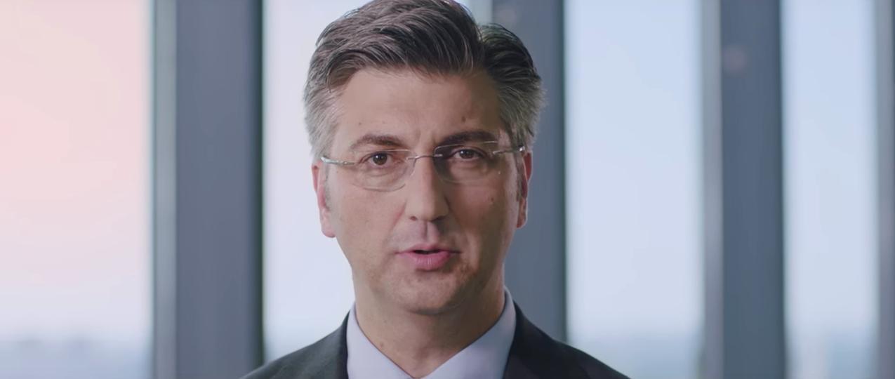 HDZ predizborni spot za parlamentarne izbore 2016. snimao u Šavorićevom uredu