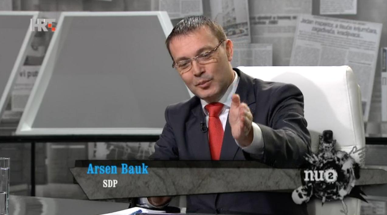 """BAUK """"Europska pozlata je pala, svakim novim mailom Plenković gubi snagu"""""""