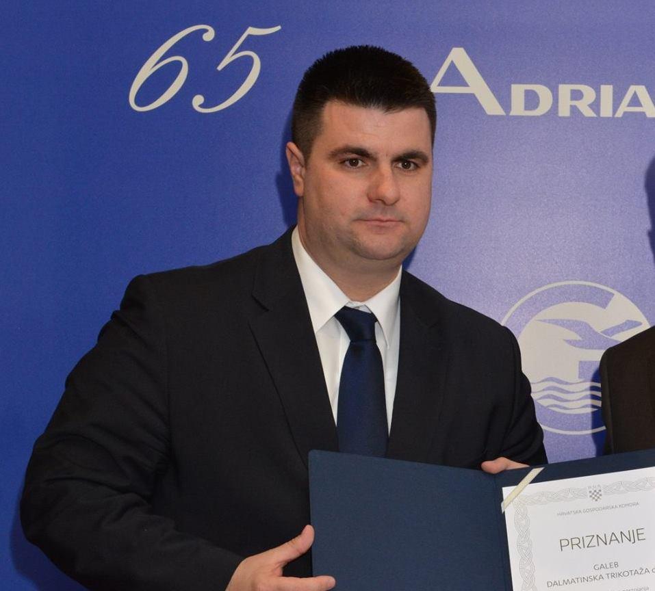 Galeb d.d. dobitnik nagrade 'Poslodavac godine za osobe s invaliditetom za 2017.'