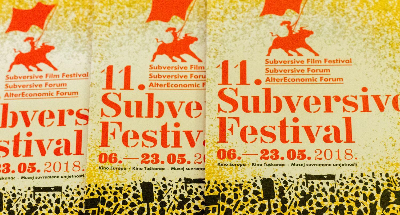 Filmom 'Lucky' otvoreno 11. izdanje Subversive Film Festivala