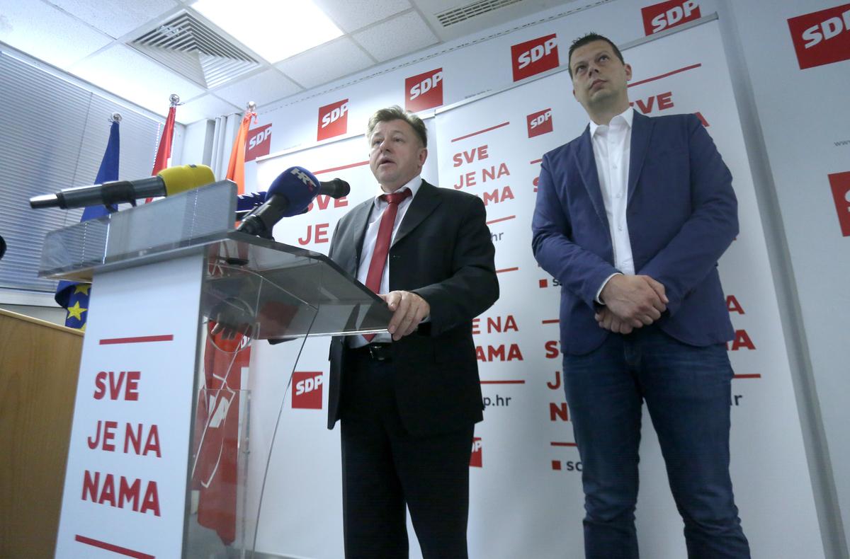 """SDP """"Nije istina da građani neće platiti procese u Agrokoru"""""""