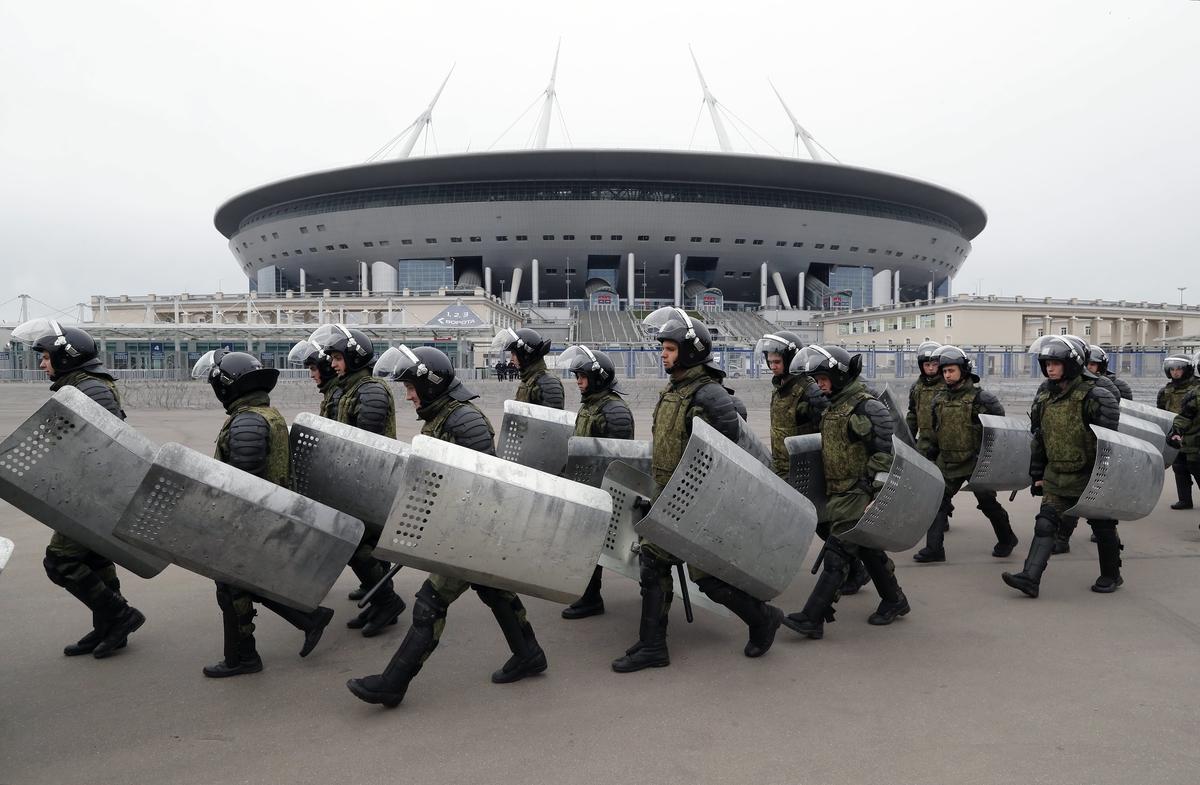 FIFA kaznila Rusiju zbog rasizma