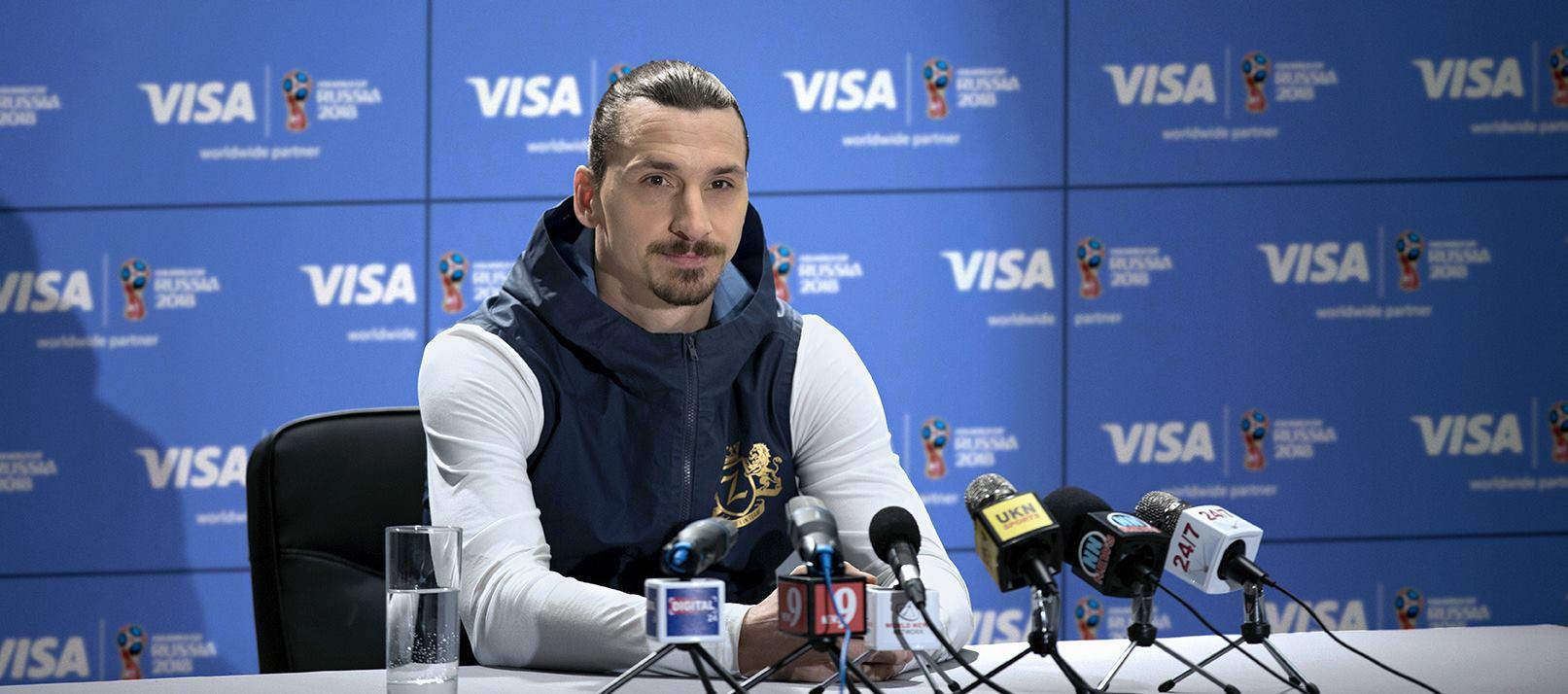 VIDEO Tvrtka Visa i Zlatan Ibrahimović poboljšavaju iskustvo fanova
