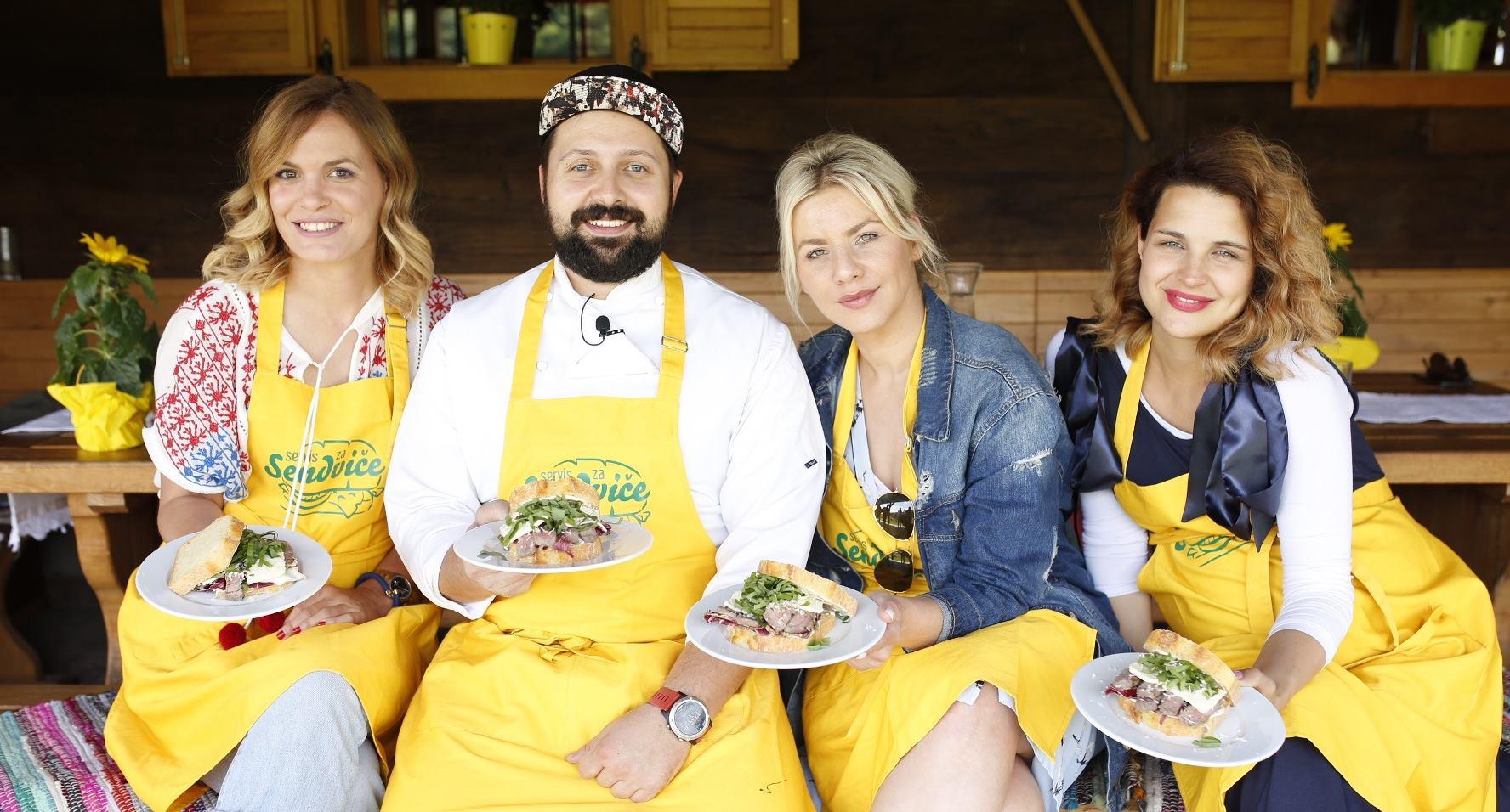 Četiri recepta chefa Maria Mihelja za ukusne sendviče