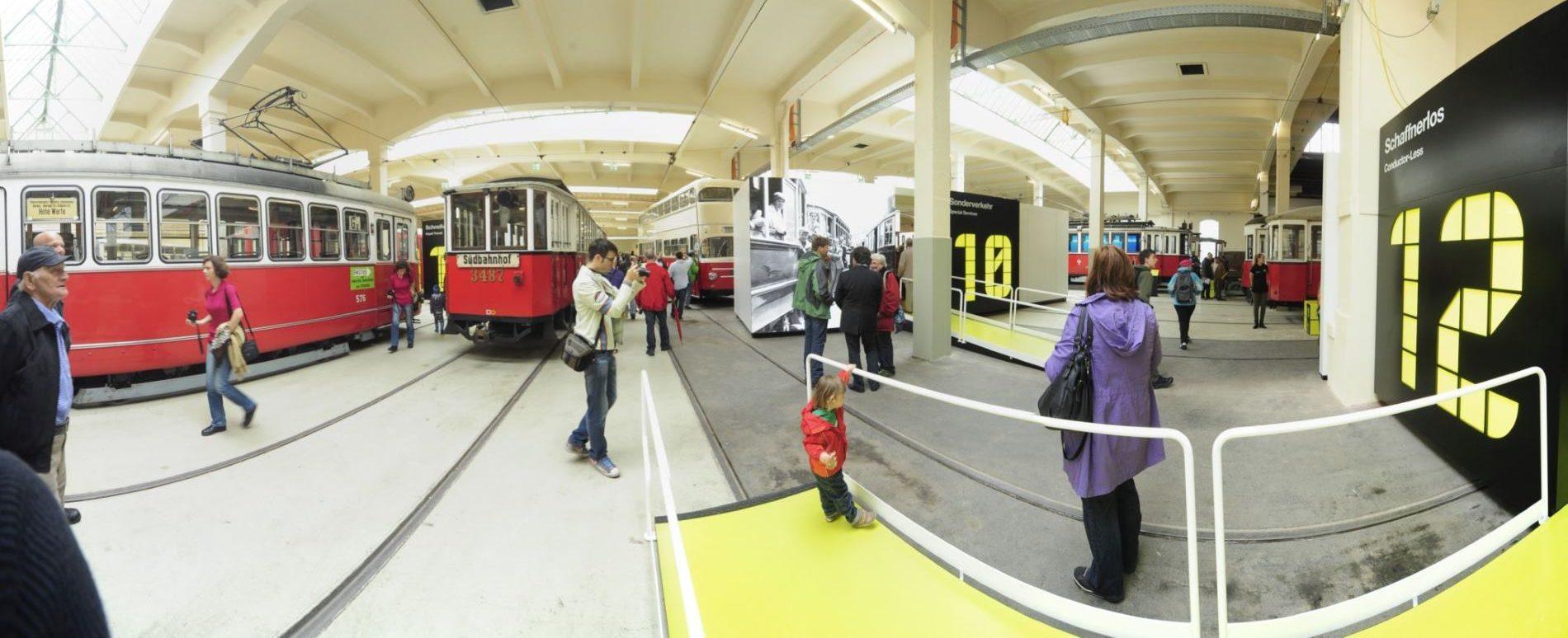 Grad Beč obilježava prvi Dan podzemne željeznice