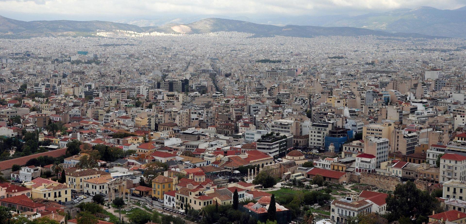 Potres magnitude 4,1 pogodio Atenu