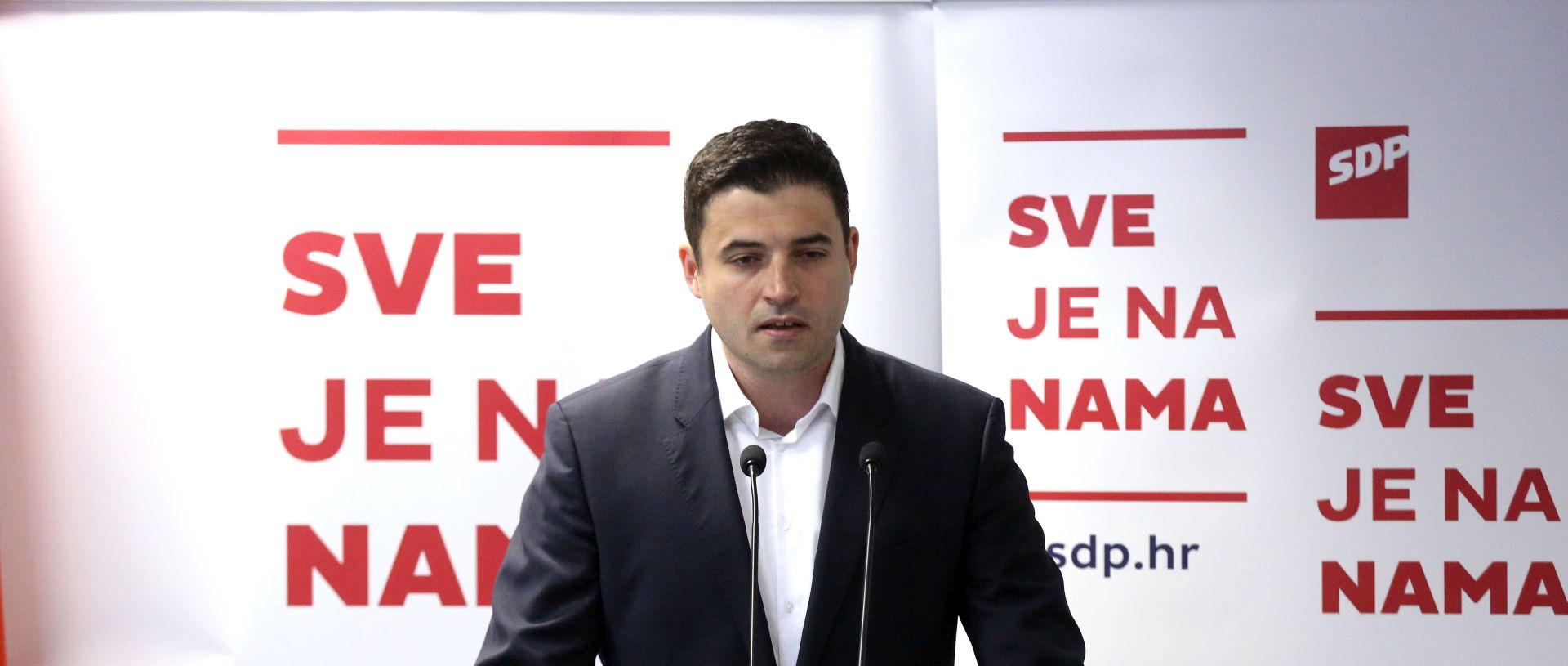 SDP-ovci će peticijom tražiti od Bernardića da ode?