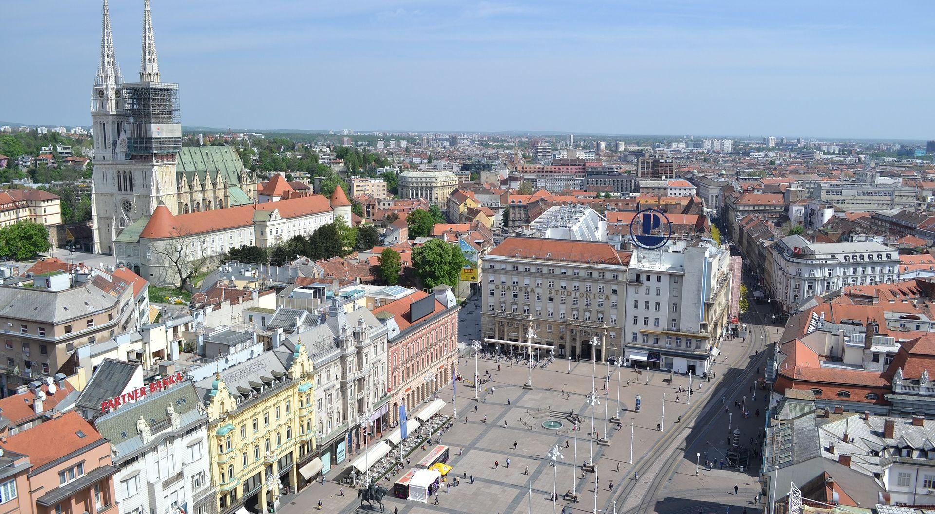 Zagreb u prva četiri mjeseca sa 17 posto posto više turističkih noćenja