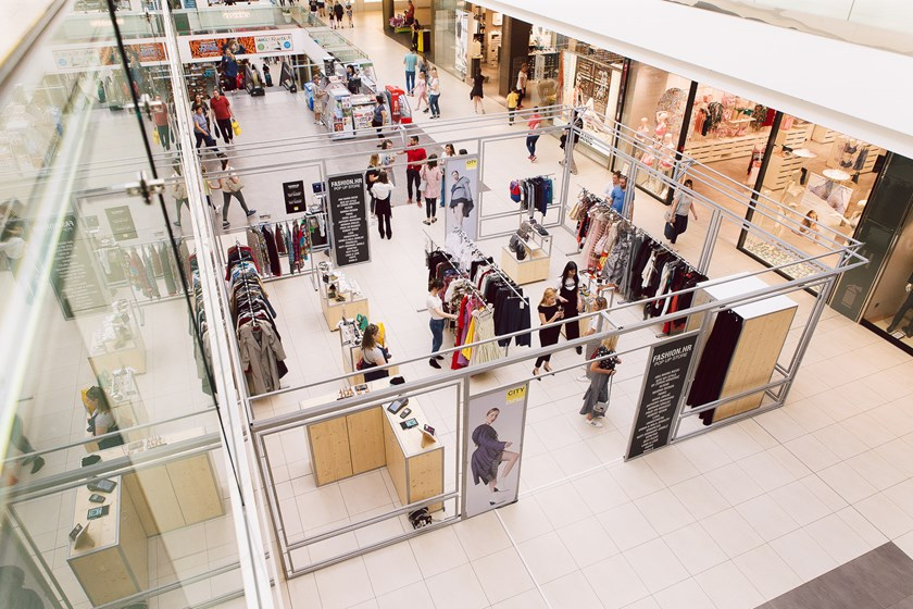 Popularan FASHION.HR pop up store preselio u City Centeru one East