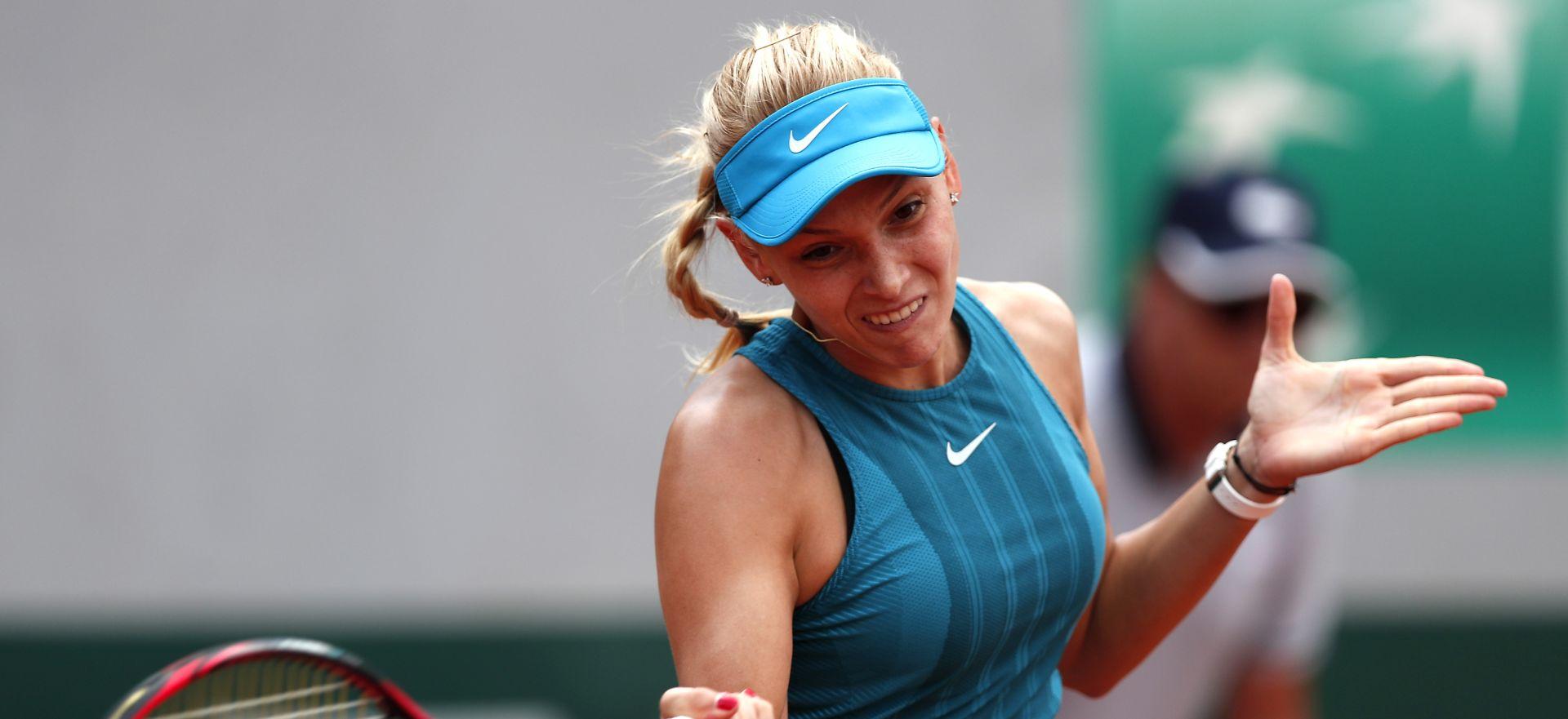 WTA LJESTVICA Donna Vekić najbolje rangirana Hrvatica