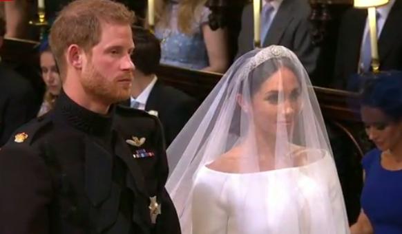 Vjenčanje princa Harrya i Meghan Markle