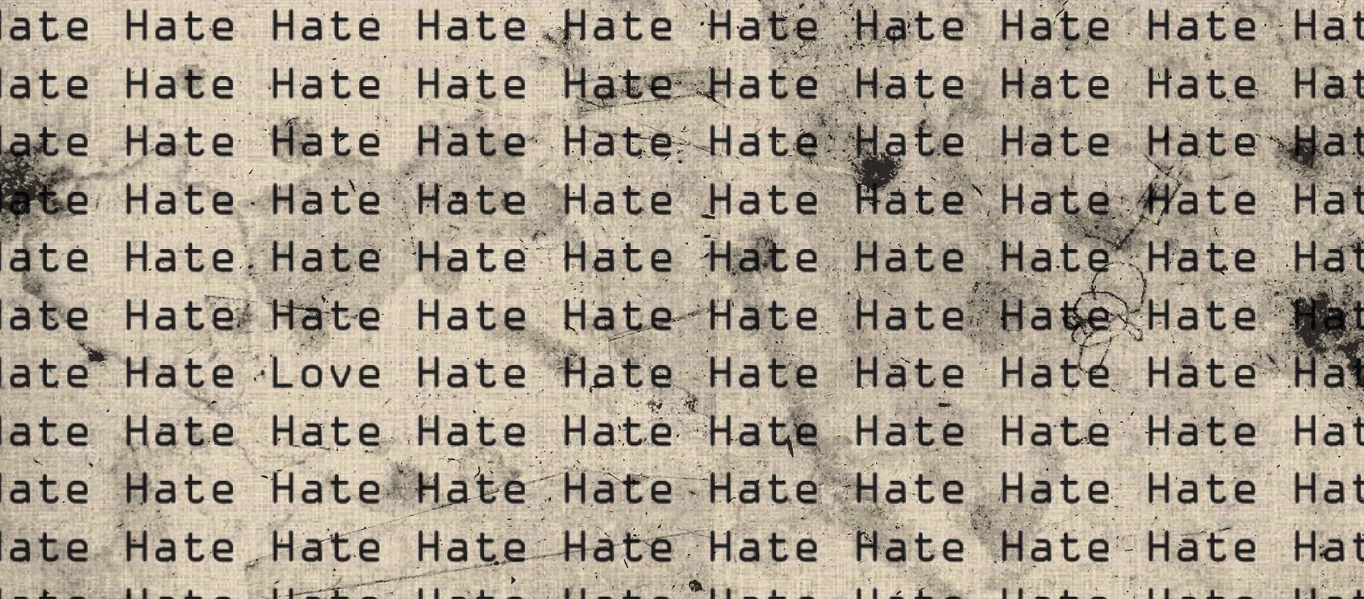 Etnička mržnja je zarazna
