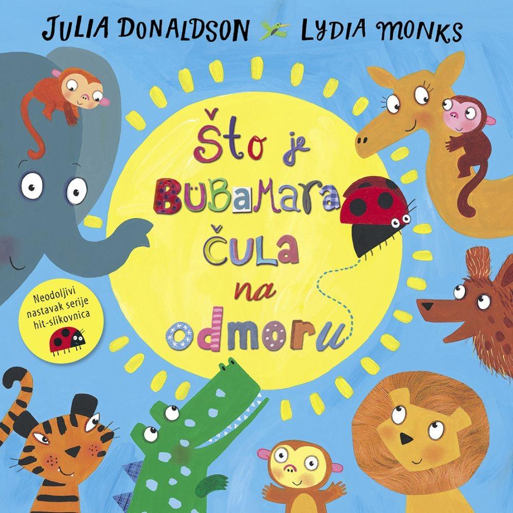 ZBF Julia Donaldson – zvijezda svjetske književnosti za djecu
