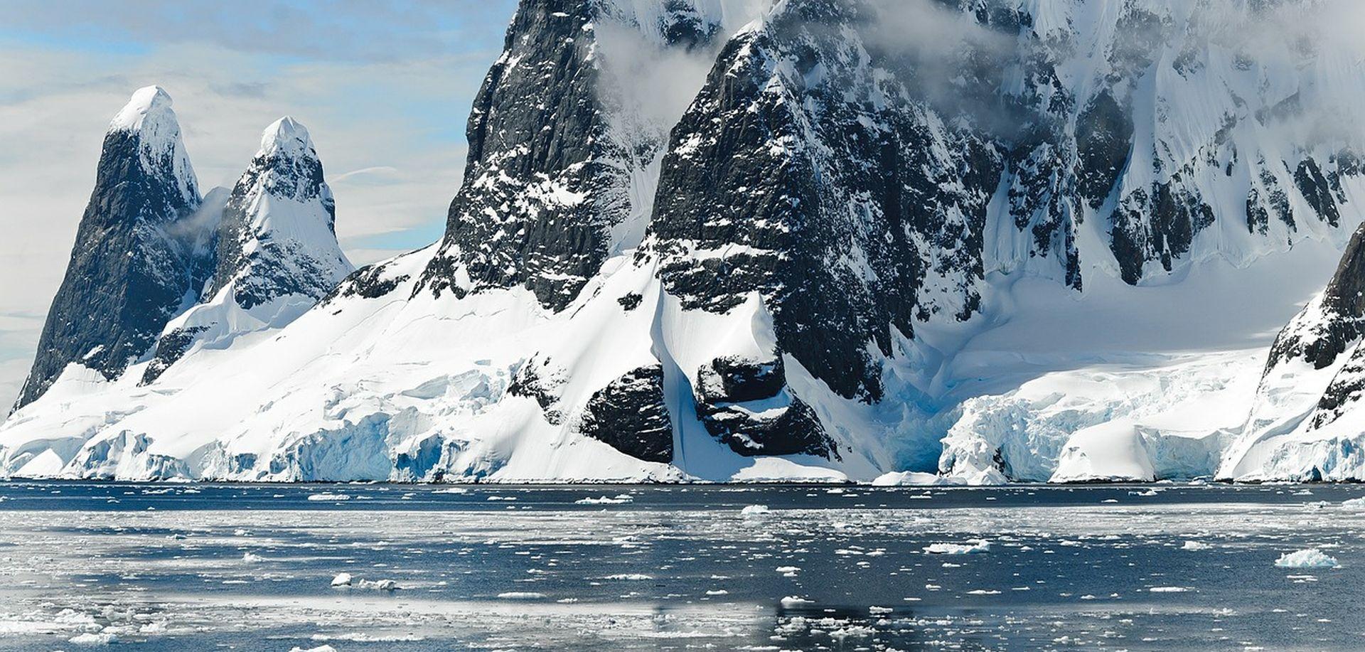 """UN protiv """"bušenja"""" nafte na Arktiku zbog globalnog zatopljenja"""