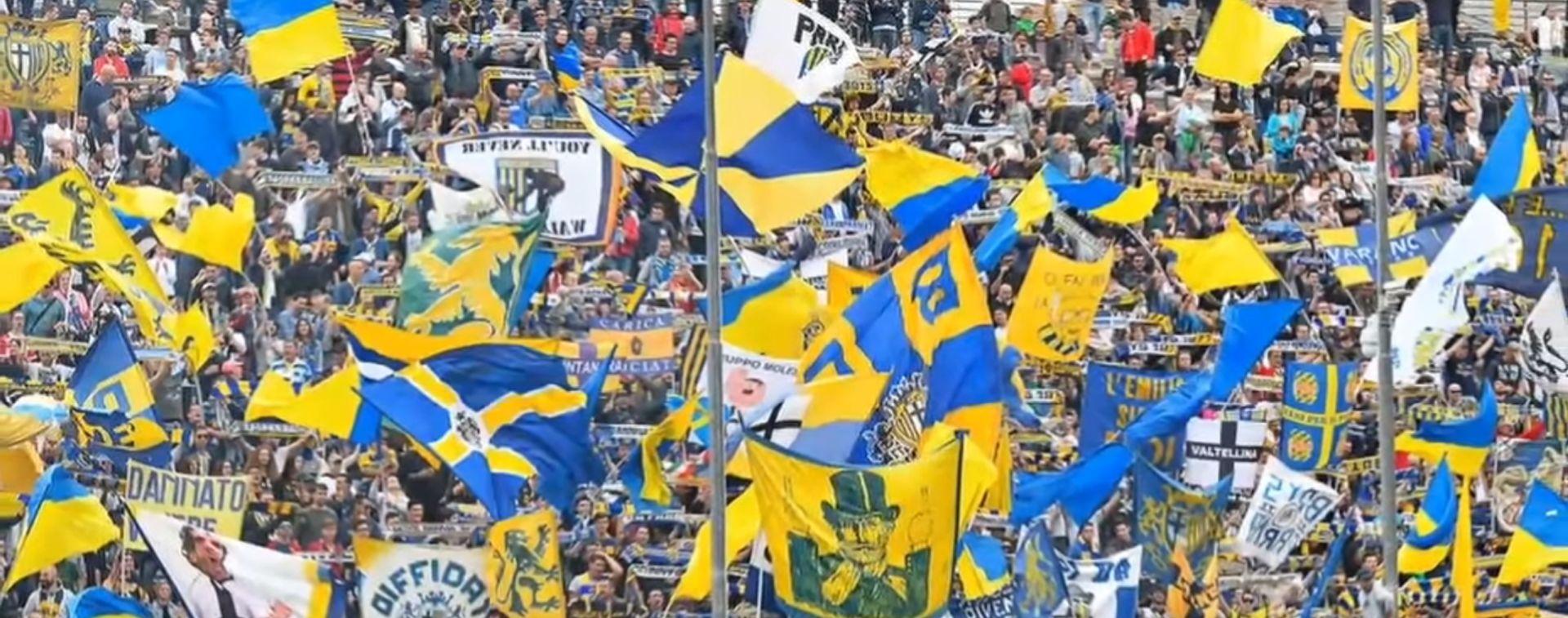 Parma u tri godine od četvrte do prve lige