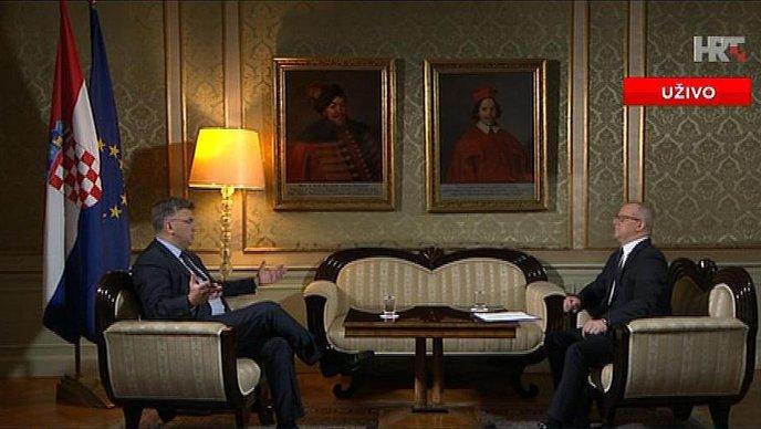 """VIDEO PLENKOVIĆ: """"U dobrim sam odnosima s predsjednicom"""""""