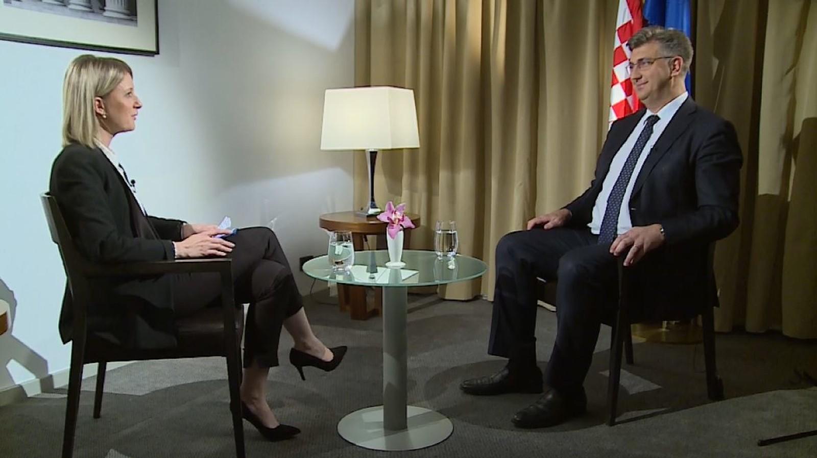 "VIDEO: PLENKOVIĆ: ""Ne planiram rekonstrukciju Vlade"""