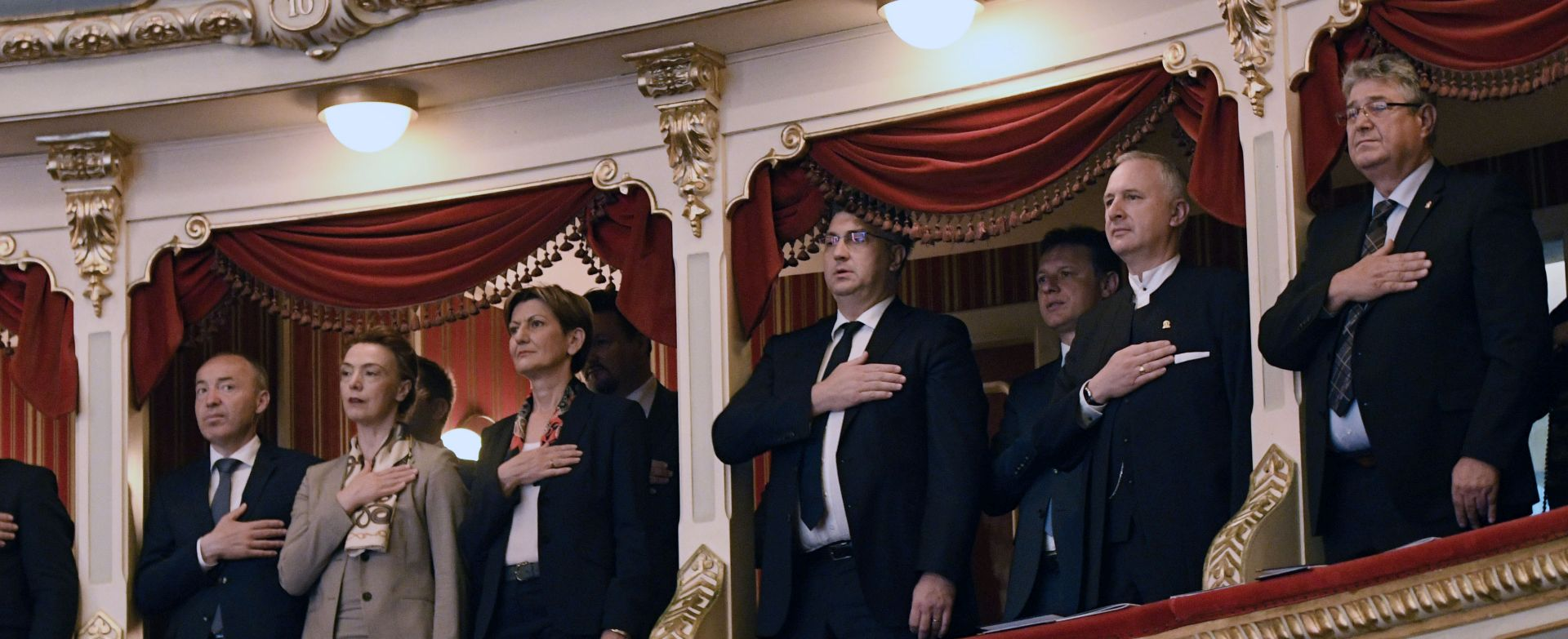 Split – svečana sjednica Gradskog vijeća
