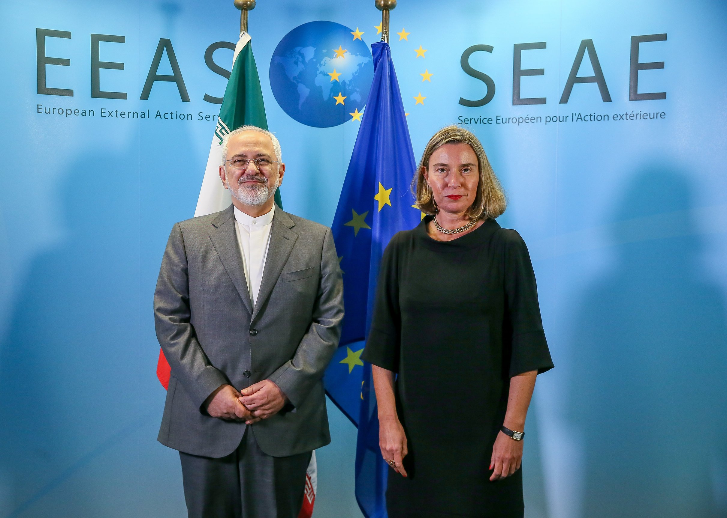 "MOGHERINI: ""Interes Europe sačuvati nuklearni sporazum s Iranom"""