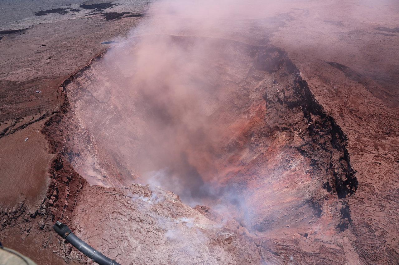 Potres magnitude 6,9 pogodio Havaje nakon erupcije vulkana
