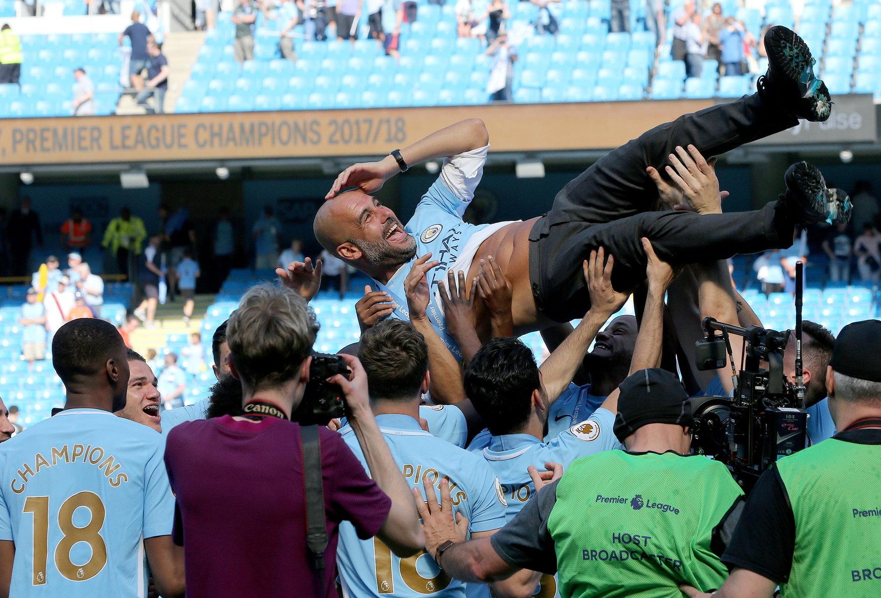 Pep Guardiola u Manchester Cityju do ljeta 2021.