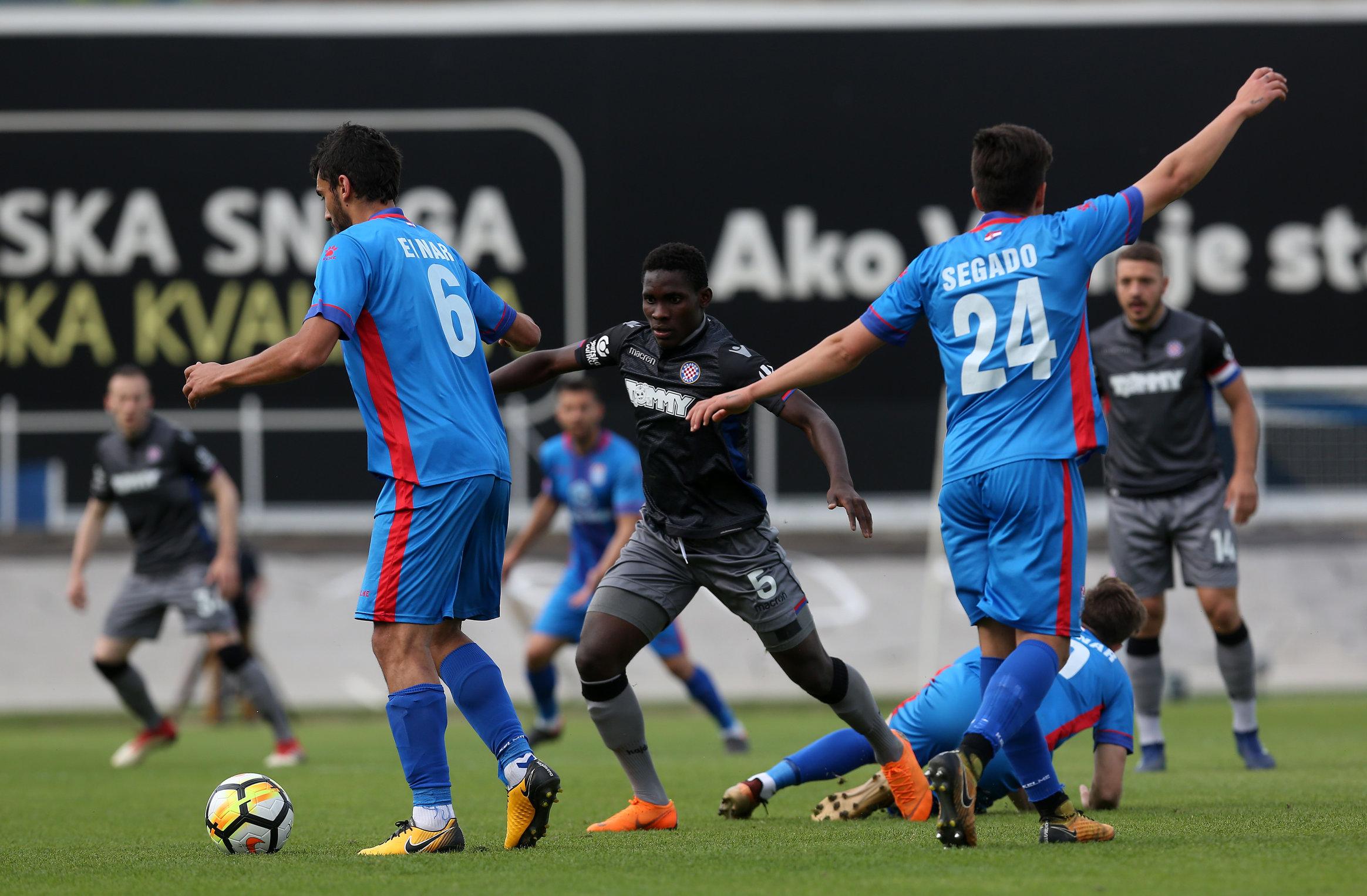 Rudeš – Hajduk 2-1