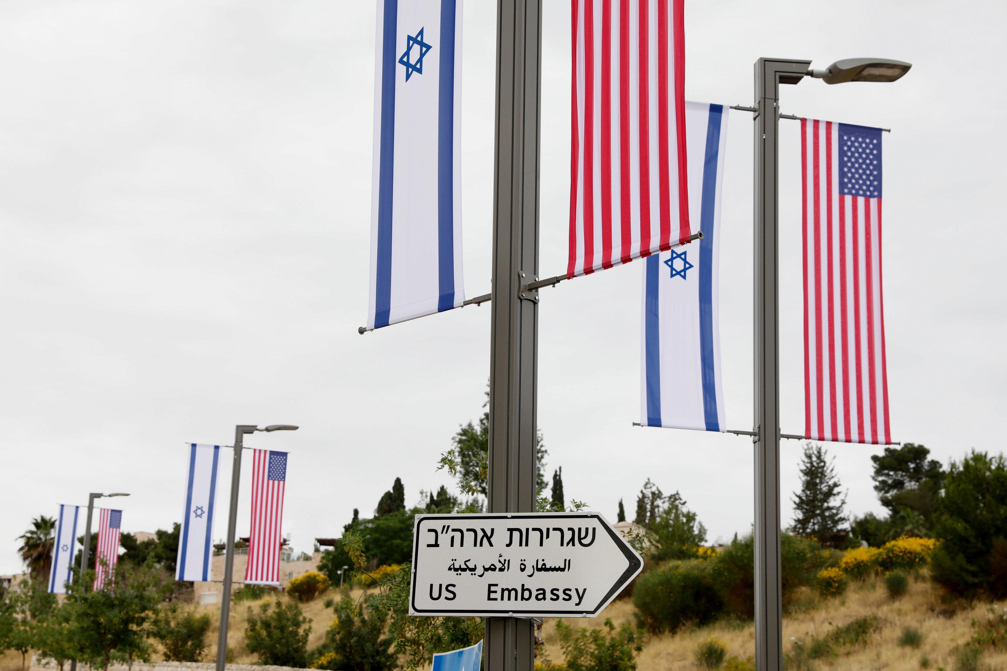 CASABLANCA Protiv preseljenja veleposlanstva SAD-a u Jeruzalem