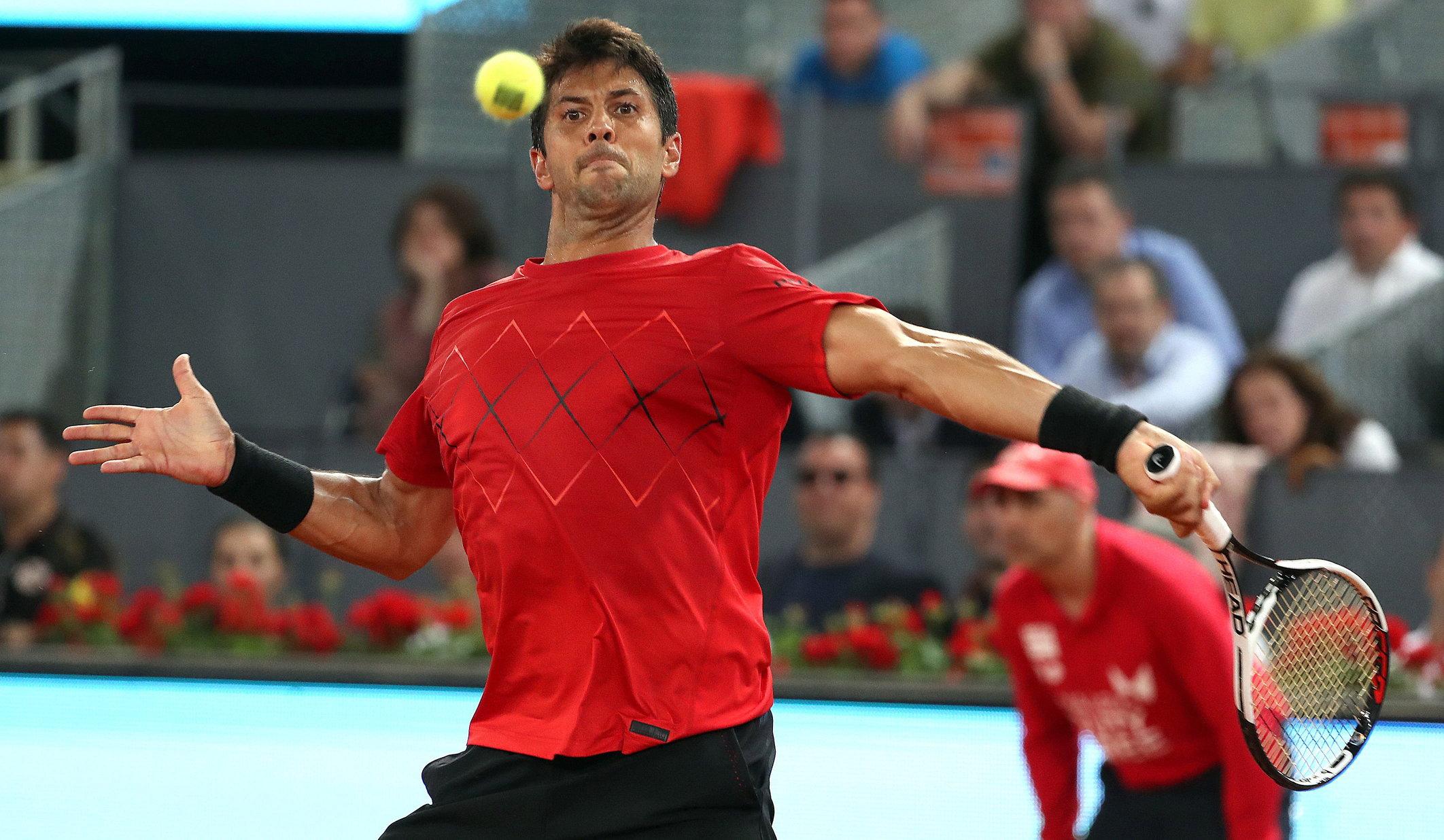 ATP MADRID Verdasco došao do 500. pobjede u karijeri