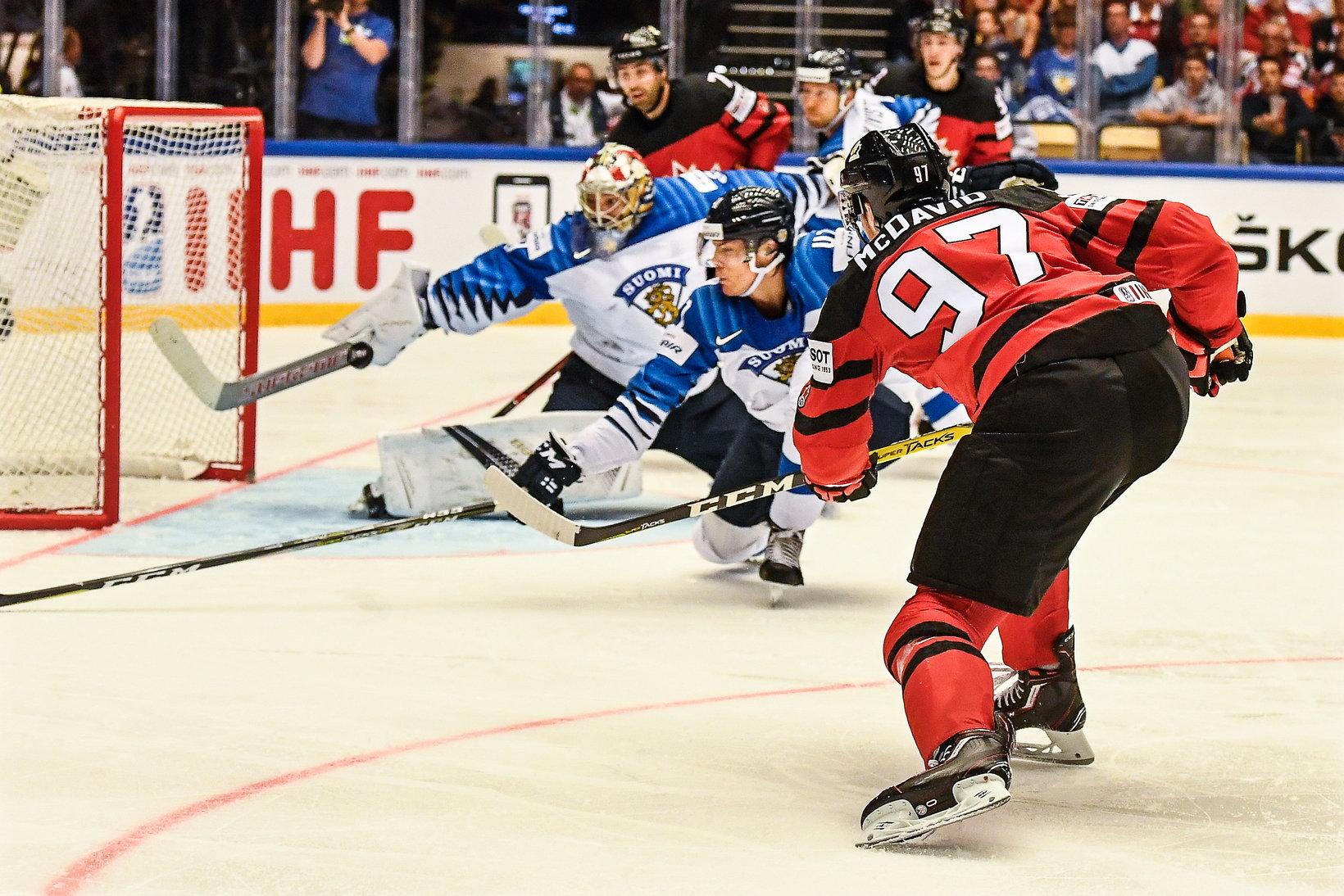 SP hokej na ledu: Finci uvjerljivo porazili Kanadu