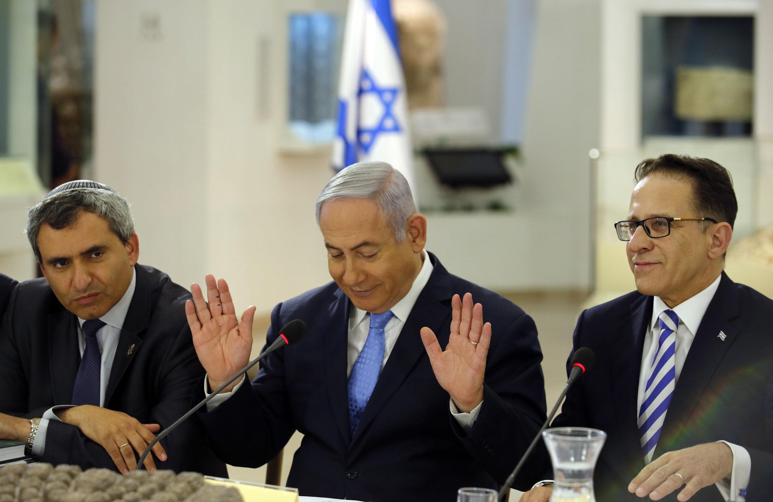 """NETANYAHU """"Hamas je odgovoran za nasilje u Gazi"""""""
