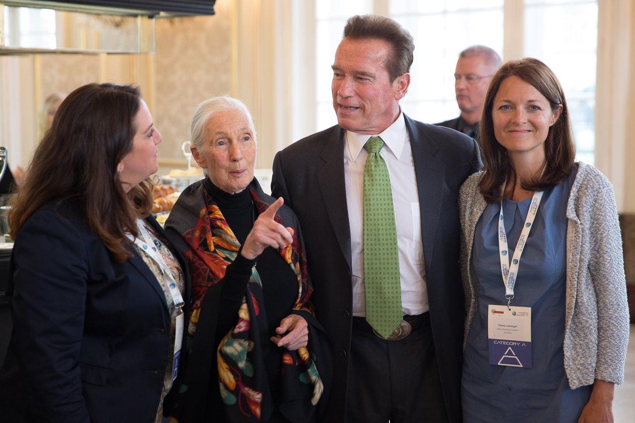 "Schwarzenegger aktiviste zaštite okoliša pozvao da djeluju ""Prestanite cmizdriti!"""""