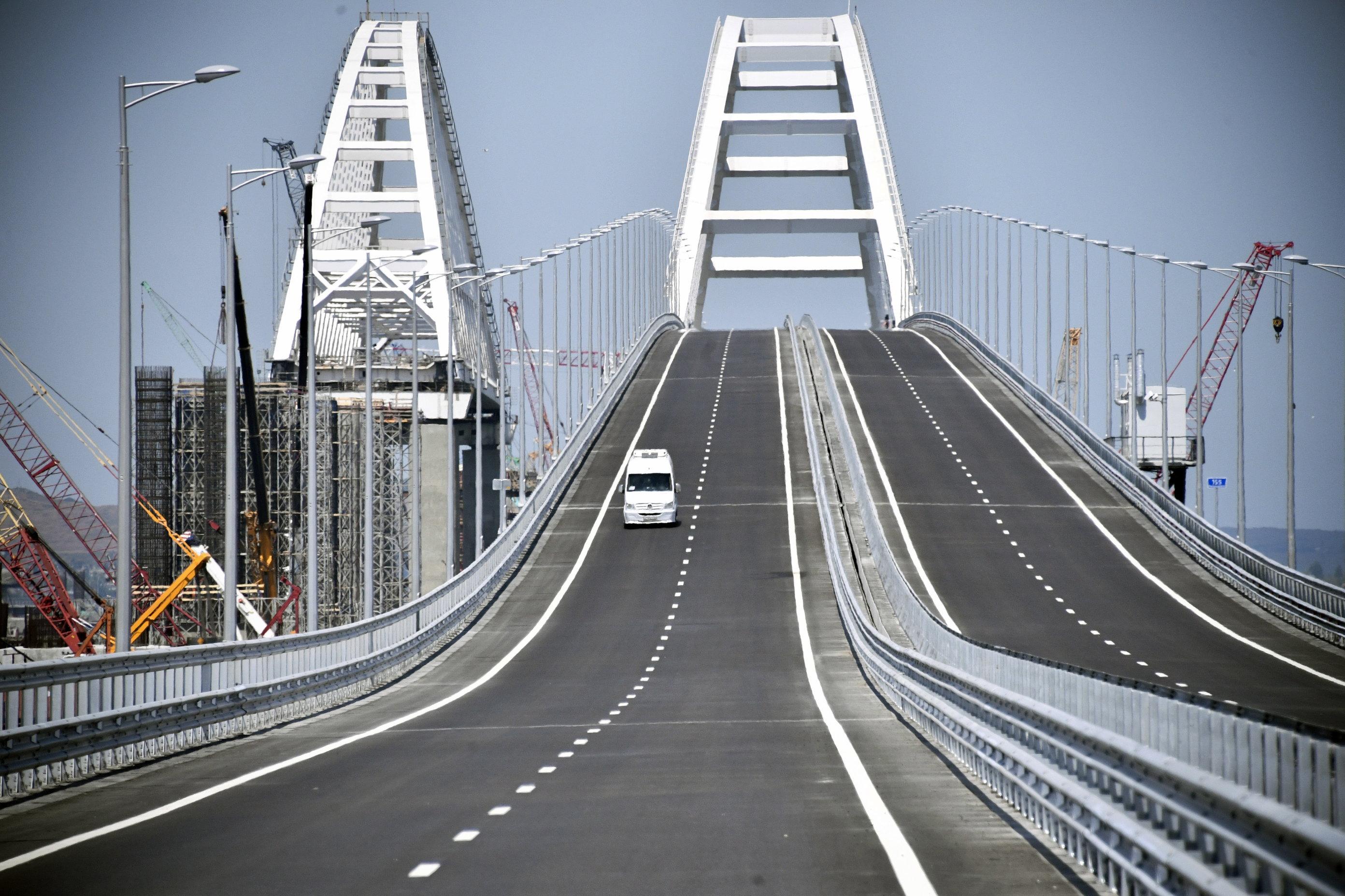 EU Krimski most nazvao novim kršenjem ukrajinskog suvereniteta