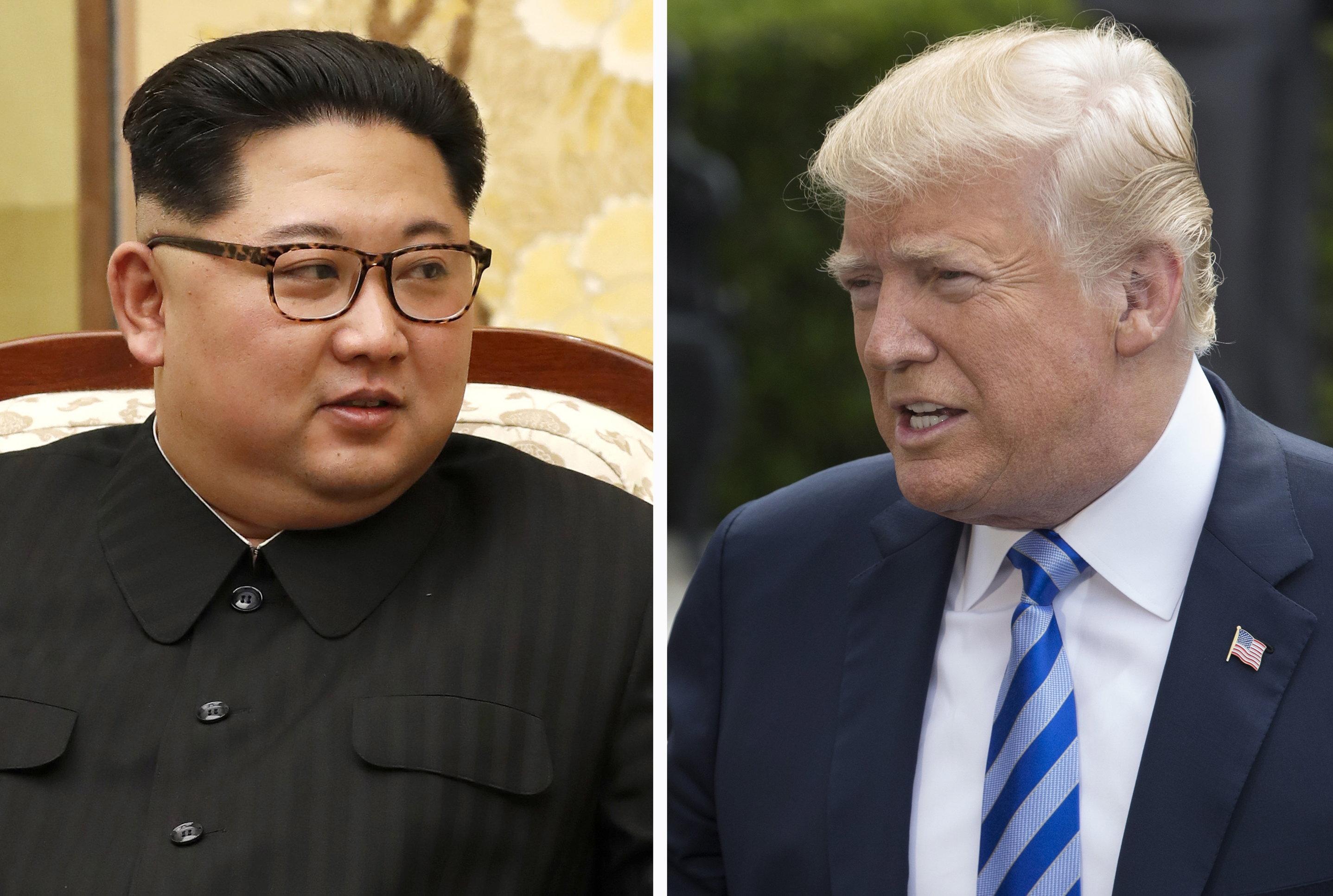 """TRUMP """"Vodimo vrlo produktivne razgovore oodržavanju summita s Kim Jong Unom"""""""