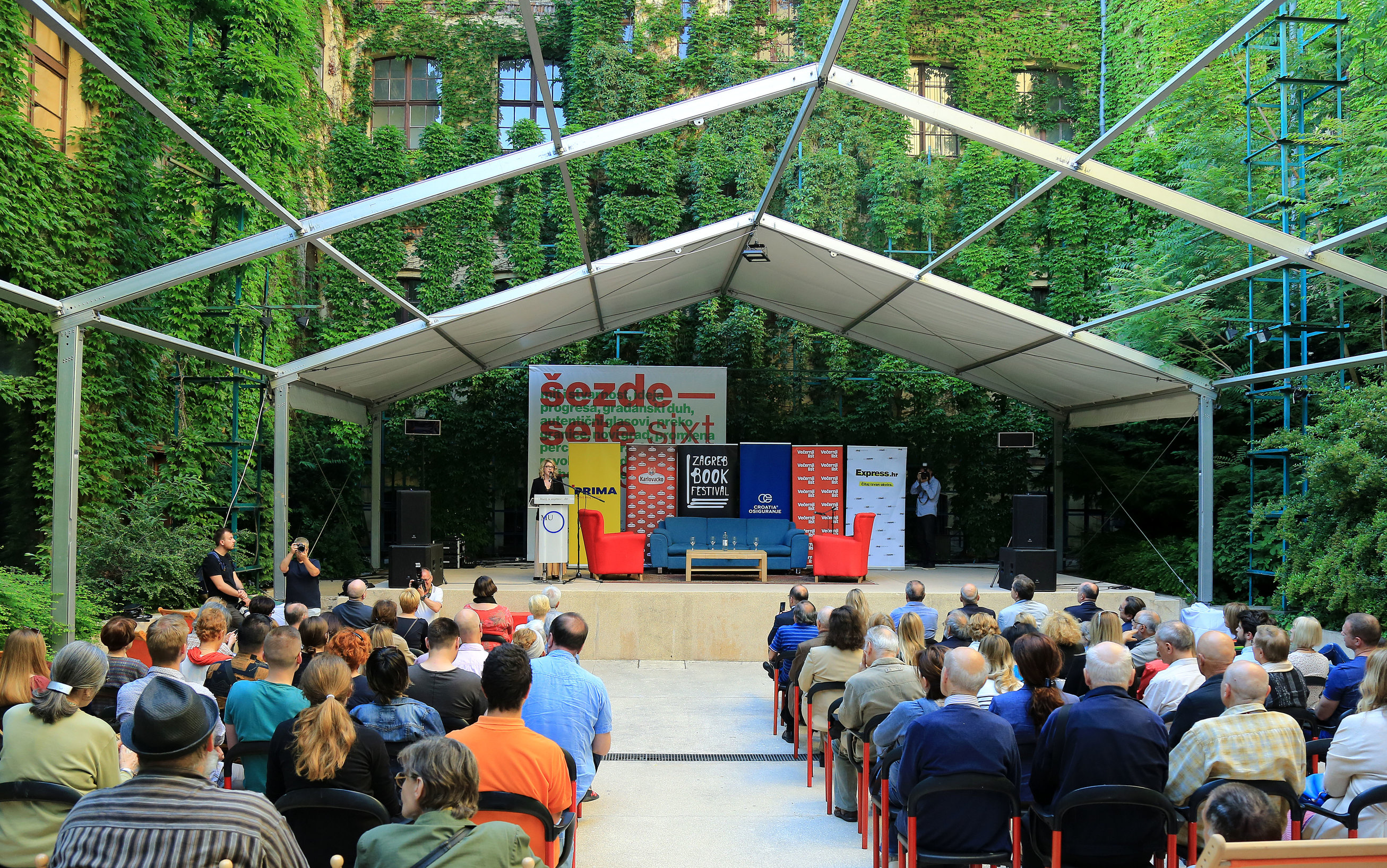 Otvoren 4. Zagreb Book Festival