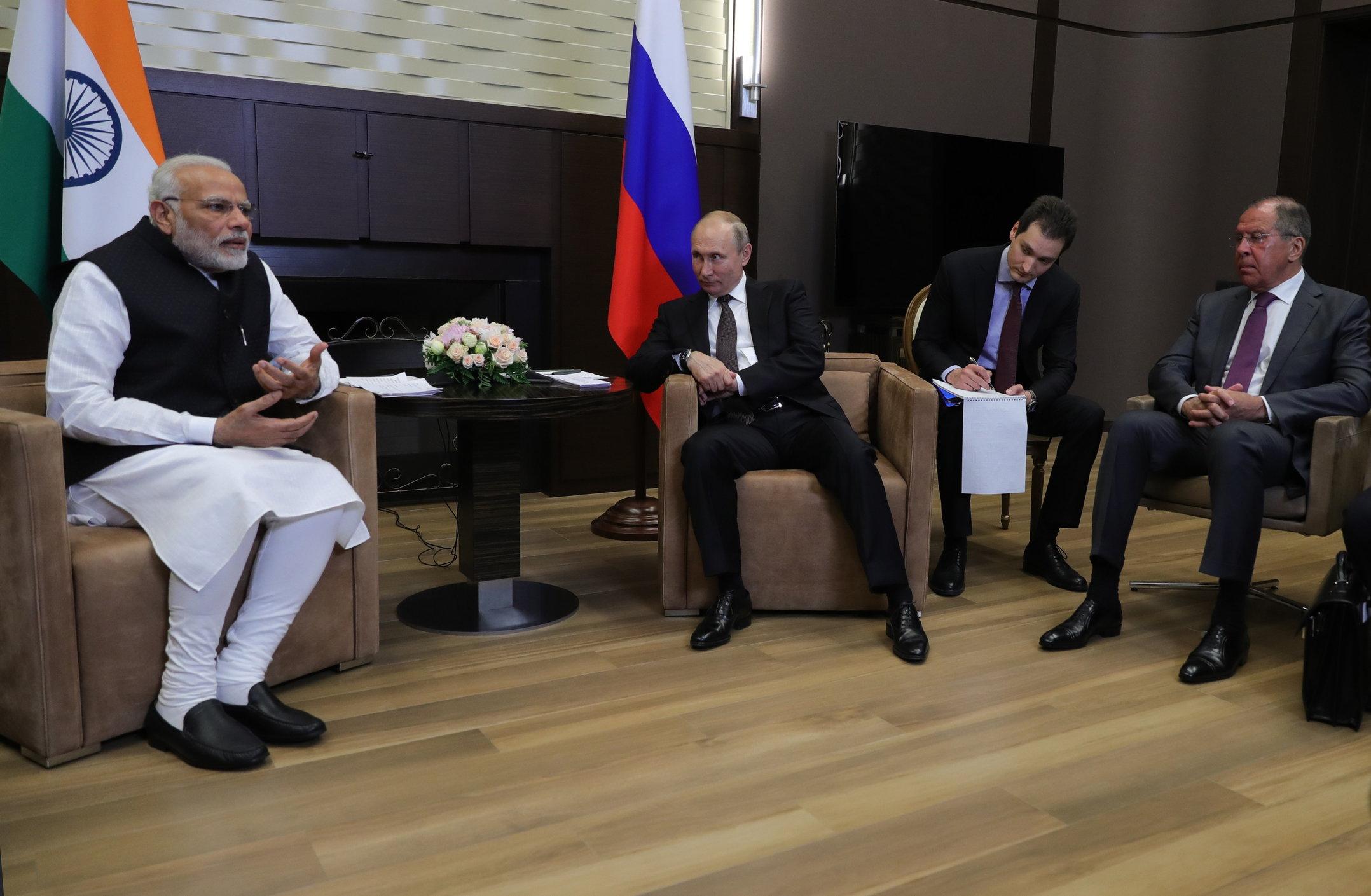 Indija planira slobodnu trgovinu s ruskom postsovjetskom ekonomskom unijom