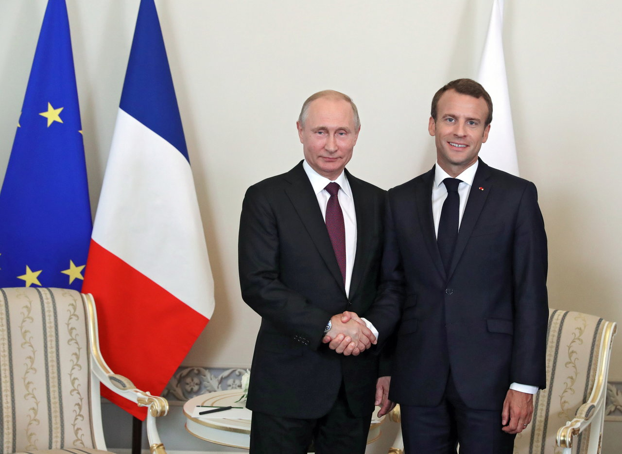 Putin dolazi u Pariz na komemoraciju završetka Prvog svjetskog rata