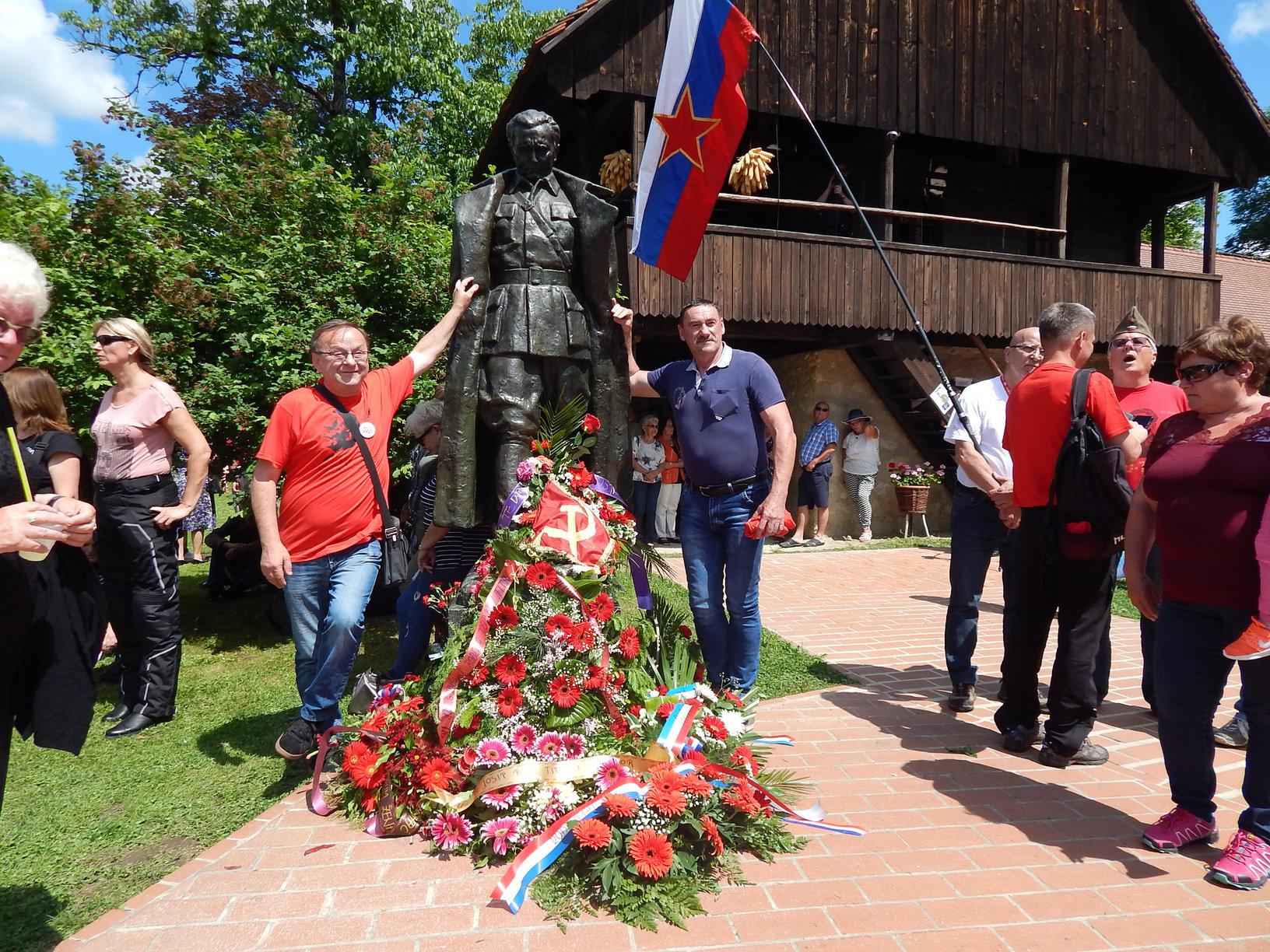 U Kumrovcu proslava Dana mladosti