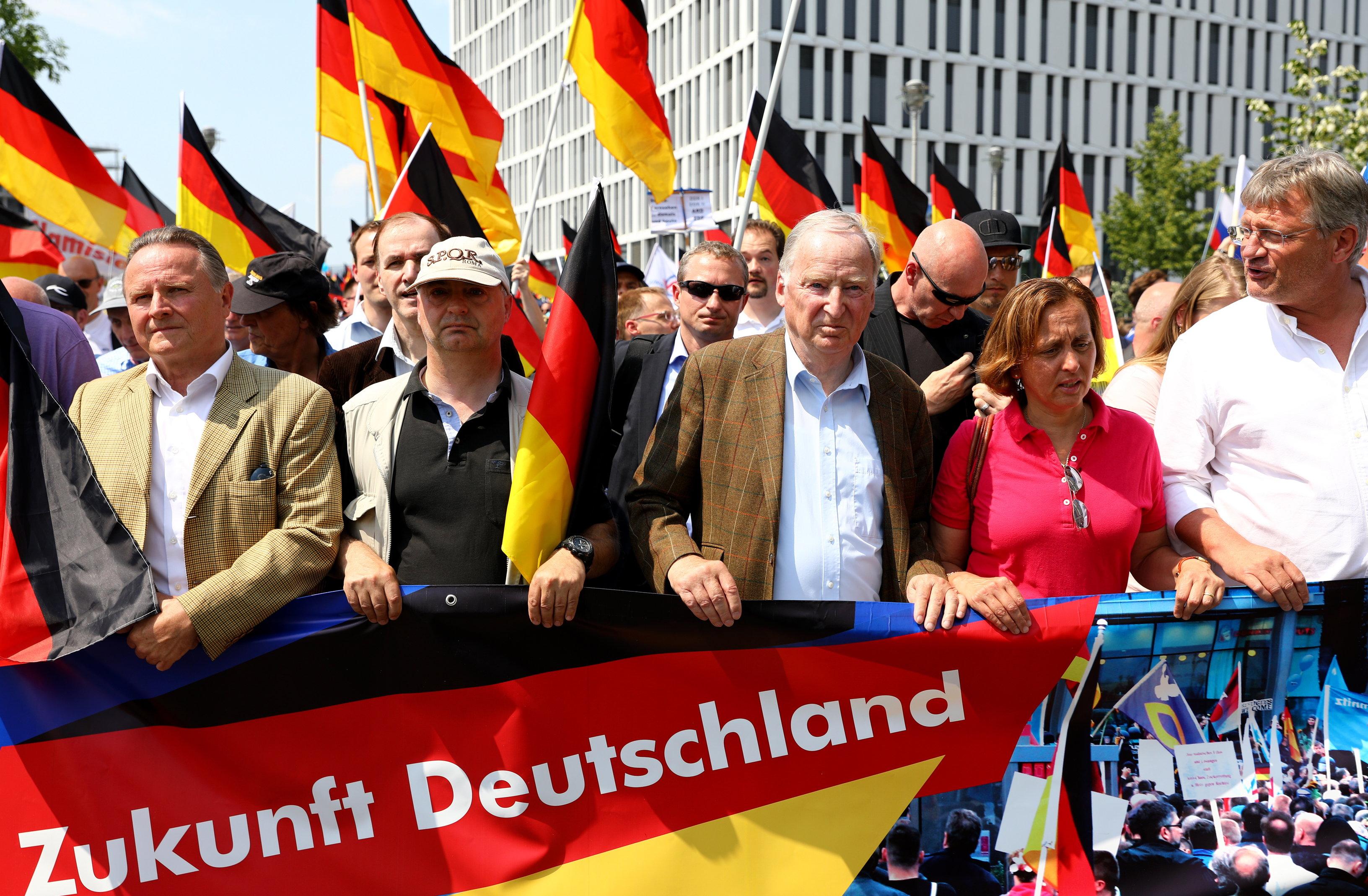 BERLIN AfD okupio više protivnika nego pristaša