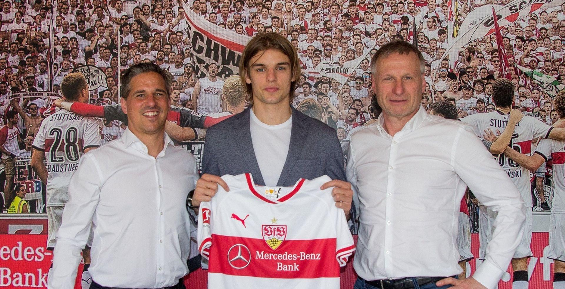 Sosa potpisao za Stuttgart