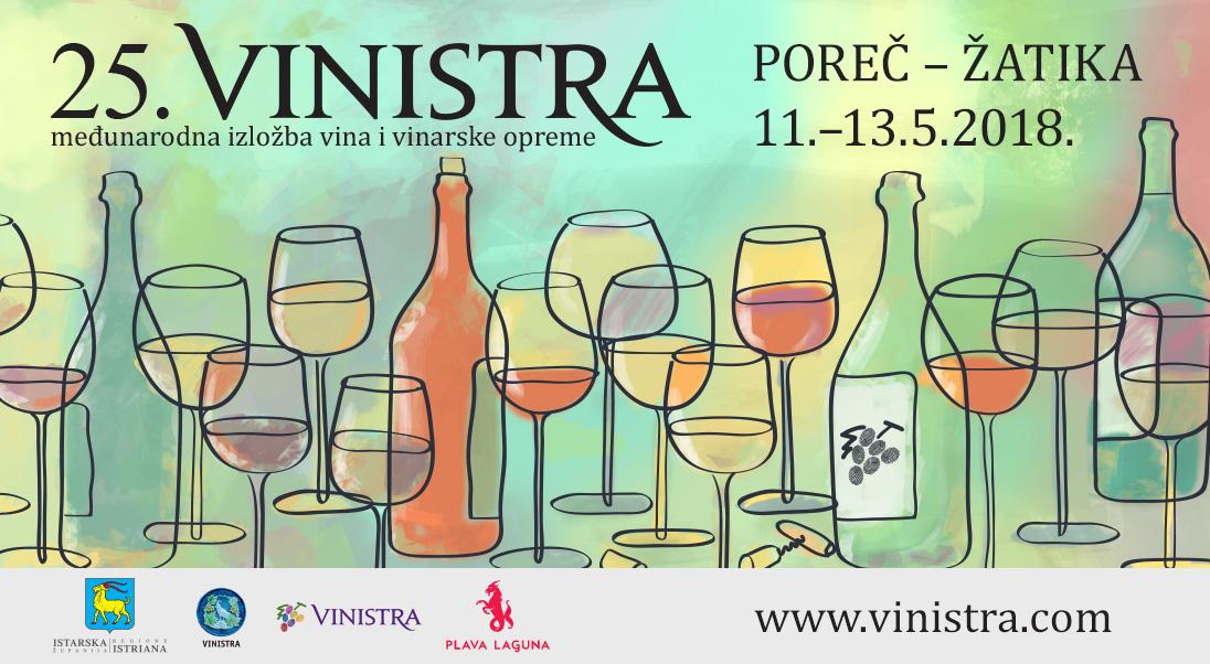 Ovog vikenda se održava jubilarna vinska manifestacija – Vinistra