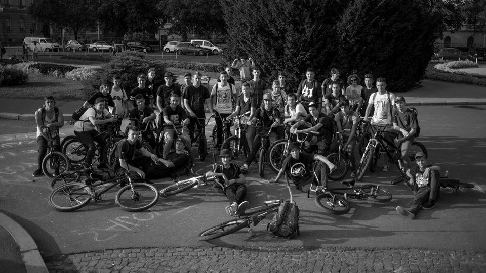 Udruga Sessions nekoliko godina predstavlja freestyle biciklizam