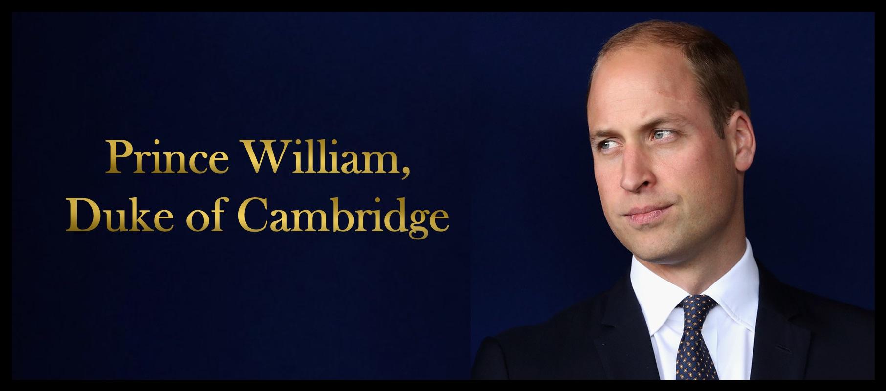 VIDEO: Princ William ispisao povijest