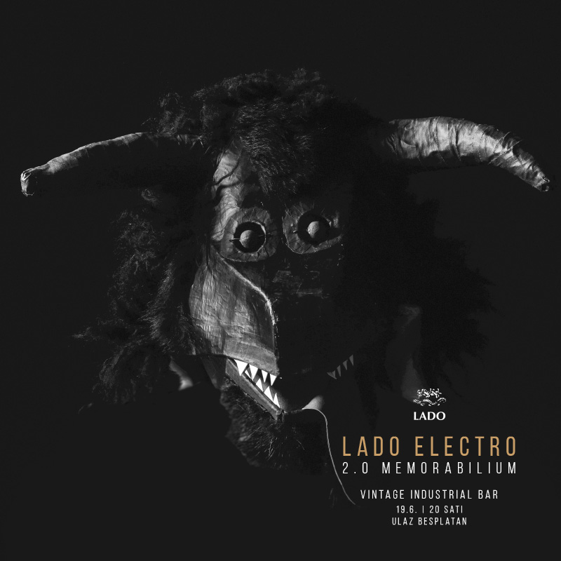 VIDEO: Besplatna promocija albuma 'LADO Electro 2.0 Memorabilium'