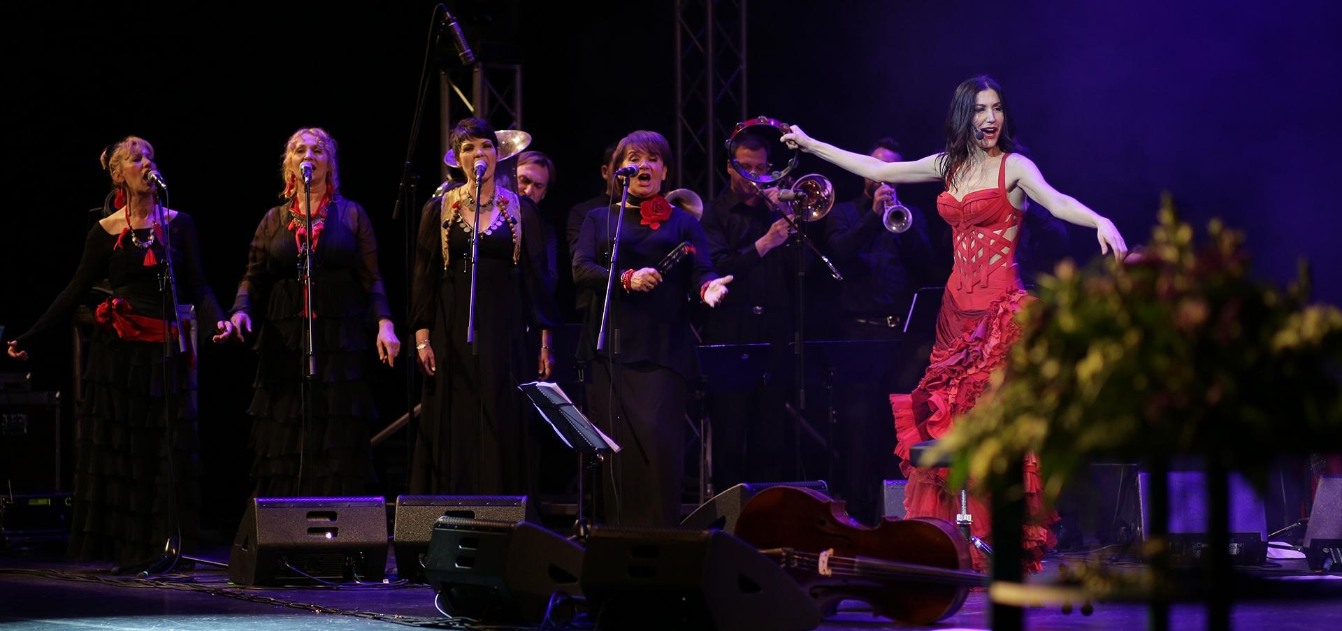 Ana Rucner će spektakularnim koncertom u nedjelju zatvoriti Floraart