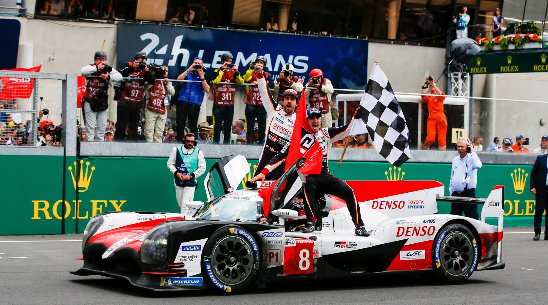 VIDEO: Fernando Alonso se uplašio neuspjeha na utrci Le Mans 24 Hours