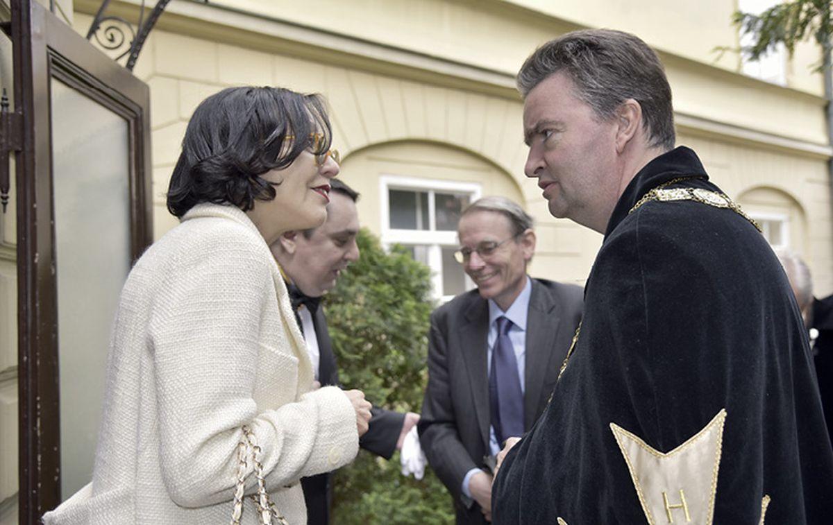 GEORG VON HABSBURG DOLAZI U HNK NA BALET O SLAVNOJ 'SISSI'