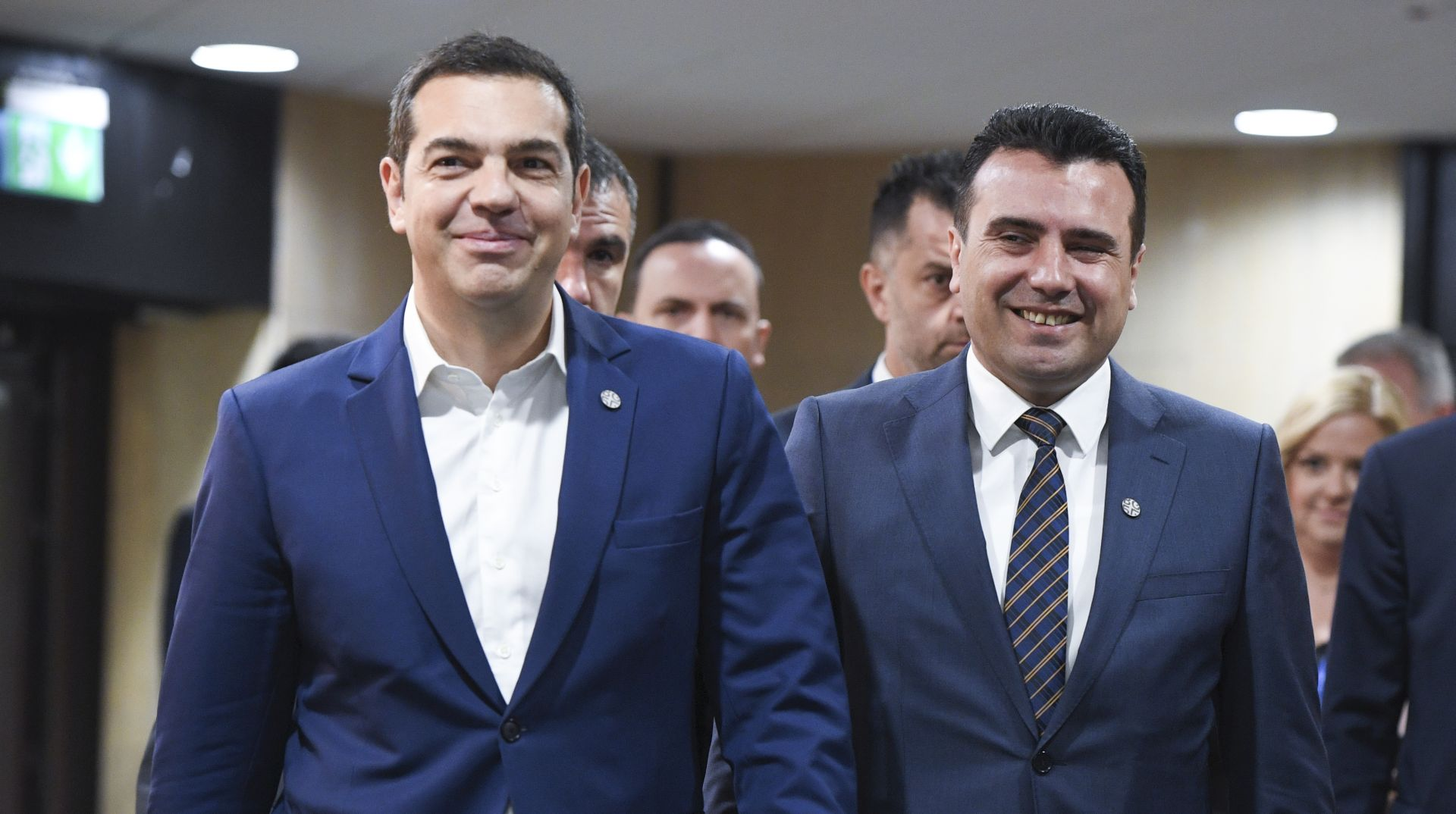 Zaev i Cipras i dalje za dogovor o promjeni imena Makedonije